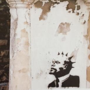 1997 - SA - UK - Weston super Mare - Lenin punk - HSH p73