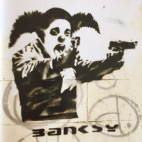 1998 - SA - UK - Bristol - Armed clown - HSH p11