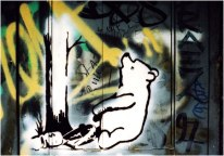 1999 - Bristol - Winnie the Pooh Bear Trap