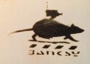 1999 - SA - UK - Bristol - Rat w camera on his back - HSH p27
