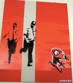2000 - Original - Severnshed - cops chasing boy - Flickr - melfleance