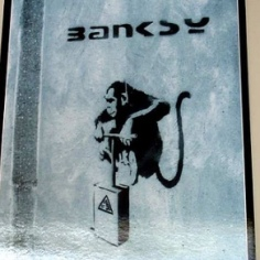 2000 - Original - Severnshed - Monkey on detonator - Flickr - melfleance