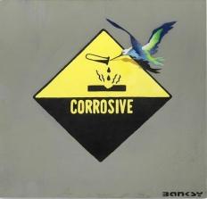 2001 - Original - Corrosive bird - Bonhams