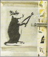 2001 - SA - Spain - Barcelona - Rat w nippers - Existencilism p22