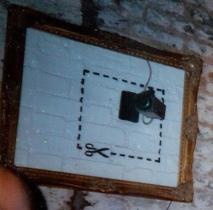 2002:12:17 - Original - Santas Ghetto 2002 - Framed CCTV - Prescription art Flickr