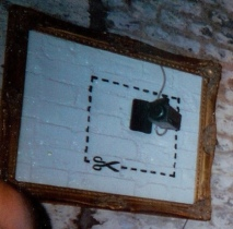 2002:12:17 - Original - Santas Ghetto 2002 - Framed CCTV - Prescription art Flickr