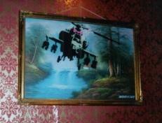 2002:12:17 - Original - Santas Ghetto 2002 - Happy chopper - Prescription art Flickr