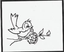 2002:6 - Original - Existencilism - Bird w grenade - BYHABW p52 copy