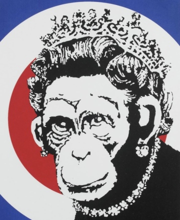 2003 - Prints - Monkey Queen - 750