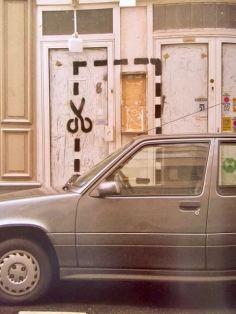 Banksy in Paris - 2003