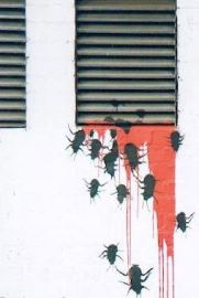 2003:07:18 - Original - Bug and red stain - Turf War