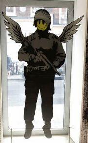 2003:07:18 - Original - Flying Copper w smiley - Turf War