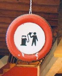 2003:07:18 - Original - Sign w petrol handle - Turf War