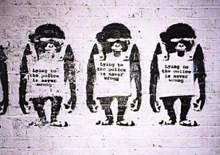 2003:07:18 - Original - Turf War - Lying Monkeys - artnet