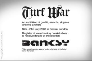 Flyer - Turf War