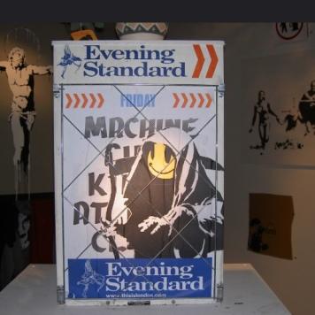 2003:12 - Original - Santas Ghetto 2003 - Evening Standard Grim Reaper - Wembley Pairs Flickr