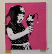 2003:12 - Original - Santas Ghetto 2003 - Girl w icecream bomb - Wembley Pairs Flickr