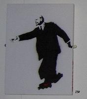 2003:12 - Original - Santas Ghetto 2003 - Lenin on rollerblades - Wembley Pairs Flickr