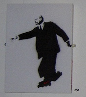 2003:12 - Original - Santas Ghetto 2003 - Lenin on rollerblades - Wembley Pairs Flickr
