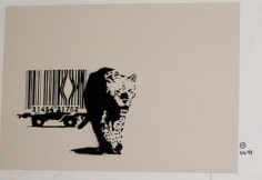 2003:12 - Original - Santas Ghetto 2003 - Leopard w barcode - Wembley Pairs Flickr