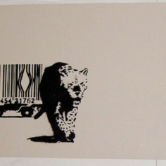 2003:12 - Original - Santas Ghetto 2003 - Leopard w barcode - Wembley Pairs Flickr