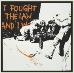 2004 - Prints - I fought the law - 650