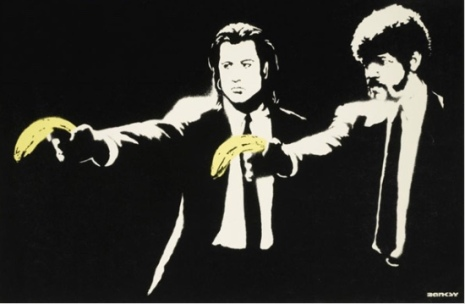 2004 - Prints - Pulp Fiction - 750