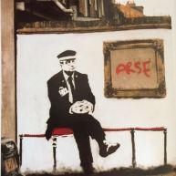 2004 - SA - UK - London - Highbury - Arse - Wall and piece p84
