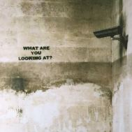 2004 - SA - UK - London - Marble arch - CCTV What are you looking at - Wall and piece p87