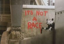 2004 - SA - UK - London - Rat w It's not a race - Cut it out p6