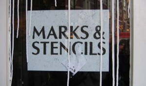 2004:12 - Original - Santas Ghetto 2004 - Marks and stencils - artofthestate