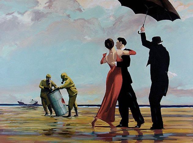 2005:10:15 - Original - Crude Oils - On the beach
