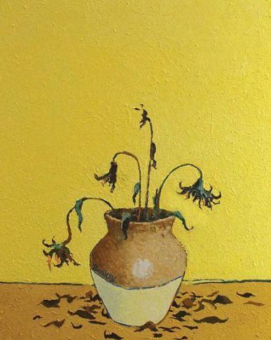 2005:10:18 - Original - Crude Oils - Dead flowers - Banksyweb inside 9:44 160130