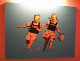 2005:12 - Original - Santas Ghetto 2005 - Jack and Jill - Prescription art Flickr