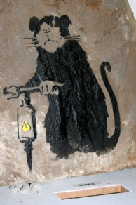 2005:12 - Original - Santas Ghetto - rat drilling - artofthestate