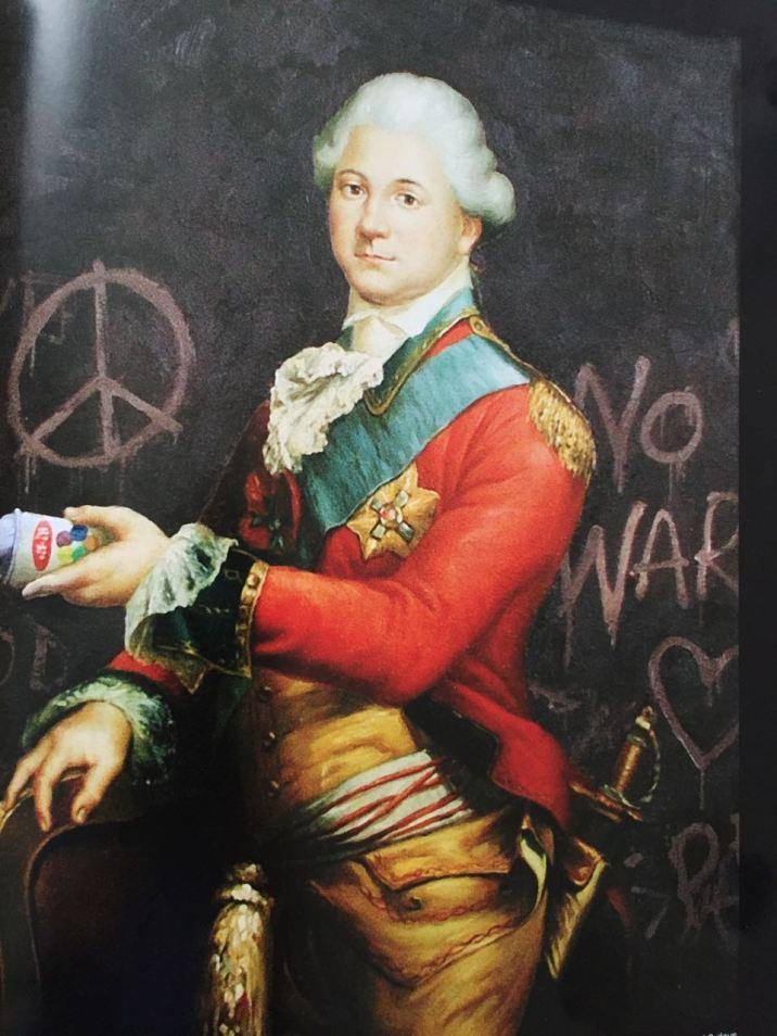 Graffiti Lord at Brooklyn Museum