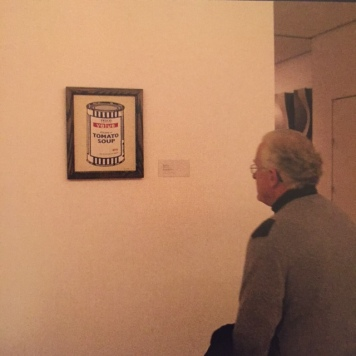 2005:3:13 - New York - MoMA - Tesco Soup - Wall and piece