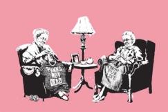 2006 - Prints - Grannies - 650