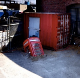 2006:09:16 - Original - Barely Legal - crippled telephone box - true2death Flickr