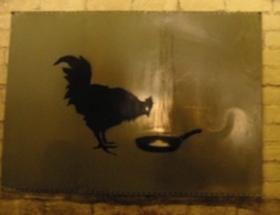 2006:09:16 - Original - Barely Legal - Hen w fried egg - souris hp