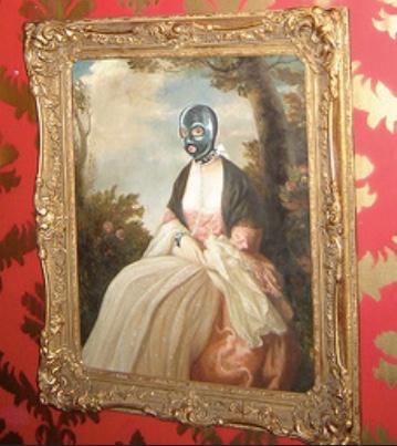 2006:09:16 - Original - Barely Legal - Lady w mask - kamfilmboy Flickr