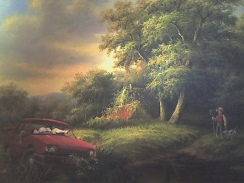 2006:09:16 - Original - Barely Legal - Landscape w abandoned car - tula jeng flickr