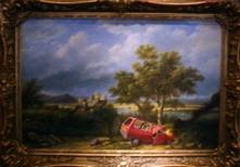 2006:09:16 - Original - Barely Legal - Landscape w crashed car