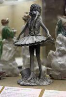 2009:7 - Original - Sculpture - BvBM - Ballerina w actionman parts - unknown source
