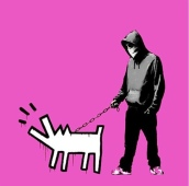 2010 - Prints - Choose your weapon (bright pink) - 25