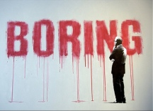 2010:11:27 - Original - Marks and stencils - man w Boring - artofthestate
