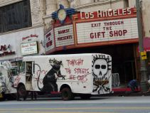 2010:4 - Los Angeles -Rat on van - Arrested Motion