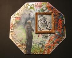 2011:4 - Original - MOCA - Man w empty frame - moca