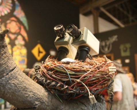 2011:4 - Original - MOCA - nest w CCTV - moca