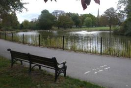 2012:5:23 - SA - UK - This is a walk in the park - banksyweb